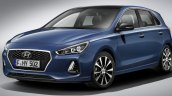 Hyundai i30 front three quarter revealed ahead of Paris debut