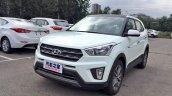 Hyundai ix25 1.6T (Hyundai Creta 1.6T) front