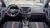 Hyundai ix25 1.6T (Hyundai Creta 1.6T) interior