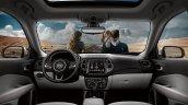 Jeep Compass dashboard China