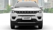 Jeep Compass front China