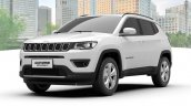 Jeep Compass front quarter China