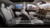 Jeep Compass interior China