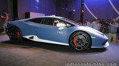Lamborghini Huracan LP610-4 Avio front three quarter launched