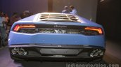 Lamborghini Huracan LP610-4 Avio rear launched
