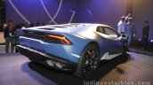 Lamborghini Huracan LP610-4 Avio rear three quarter launched