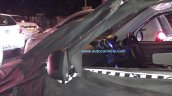 Mahindra e2o 4-door interior spied