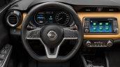 Nissan Kicks interior dashboard driver side