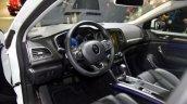 Renault Megane Grand Coupe interior in Paris