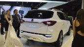 Ssangyong LIV-2 concept rear quarter in Paris