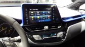 Toyota C-HR centre console