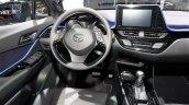 Toyota C-HR dashboard driver side