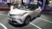 Toyota C-HR front three quarters left side