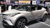 Toyota C-HR front three quarters