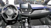 Toyota C-HR interior dashboard