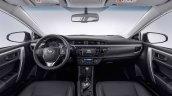 Toyota Corolla Dynamic Edition interior press image