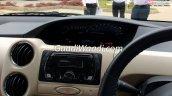 Toyota Etios Liva facelift interior India leaked