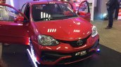Toyota Etios 'Ready' front quarter  special edition