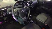 Toyota Etios 'Ready' interior special edition