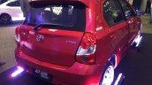 Toyota Etios 'Ready' rear special edition