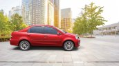 Toyota Platinum Etios side press image