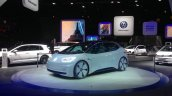 VW I.D. concept at 2016 Paris show