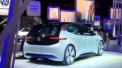 VW I.D. concept rear quarter at 2016 Paris show
