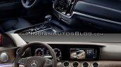 Volvo V90 Cross Country vs Mercedes E-Class All-Terrain interior