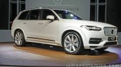 Volvo XC90 Excellence PHEV front three quarter launched