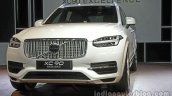 Volvo XC90 Excellence PHEV headlamp, grille launched