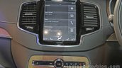 Volvo XC90 Excellence PHEV touchscreen launched