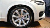 Volvo XC90 Excellence PHEV wheel launched