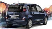 2013 Citroen C3 Picasso rear three quarters