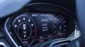 2016 Audi A4 insturment cluster Review