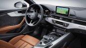 2017 Audi A5 Sportback interior dashboard