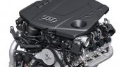 2017 Audi Q5 3.0 TDI engine