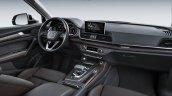 2017 Audi Q5 interior dashboard
