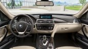 2017 BMW 3 Series Gran Turismo (facelift) interior dashboard