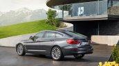 2017 BMW 3 Series Gran Turismo (facelift) rear three quarters