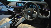 2017 BMW 5 Series (BMW G30) interior dashboard