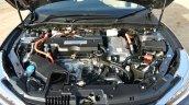 2017 Hond Accord Hybrid engine bay India