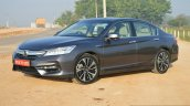 2017 Hond Accord Hybrid front three quarter India