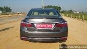 2017 Hond Accord Hybrid rear India