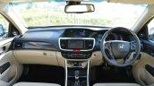 2017 Hond Accord Hybrid dashboard India