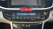 2017 Honda Accord Hybrid climate control review
