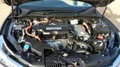 2017 Honda Accord Hybrid engine bay review