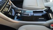 2017 Honda Accord Hybrid floor console review