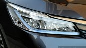 2017 Honda Accord Hybrid headlamp review