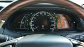2017 Honda Accord Hybrid instrument cluster review