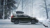 2017 Honda CR-V profile